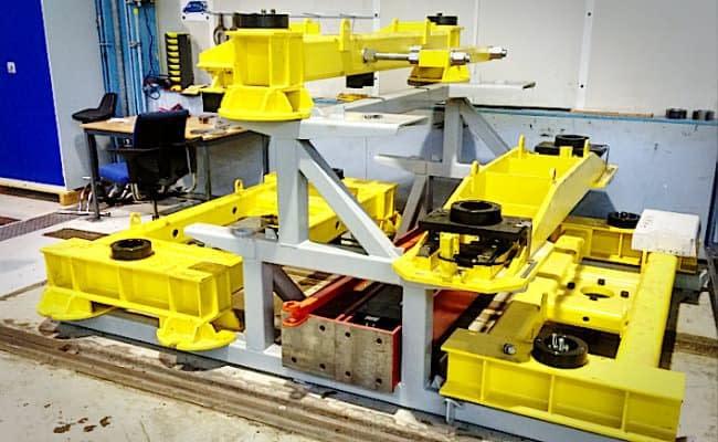 galesloot constructie - technische oplossingen